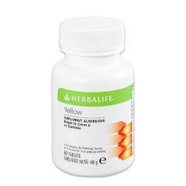 SKU 0117 Herbalife Thermojetics Gele Tabletten (Snack Defense)
